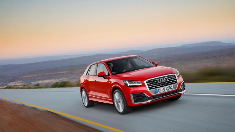 Audi Q2 edition