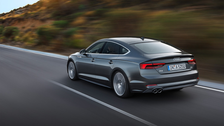 Audi A5 edition