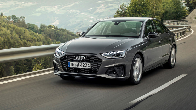 A4 Launch Edition Sport