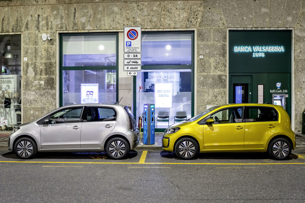 Volkswagen e-up!  (2)