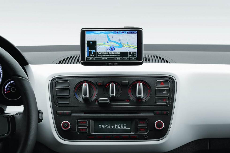 Volkswagen Maps&More navigatiesystemen