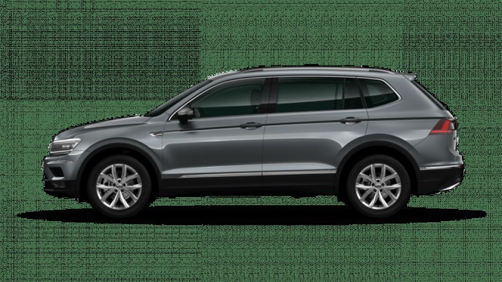 Volkswagen Tiguan Allspace SUV png