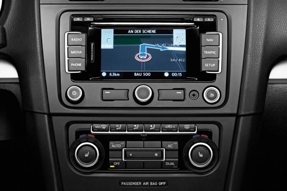 Volkswagen RNS en MFD navigatiesystemen