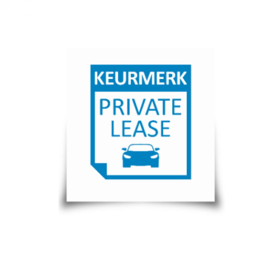 Keurmerk private lease logo 3