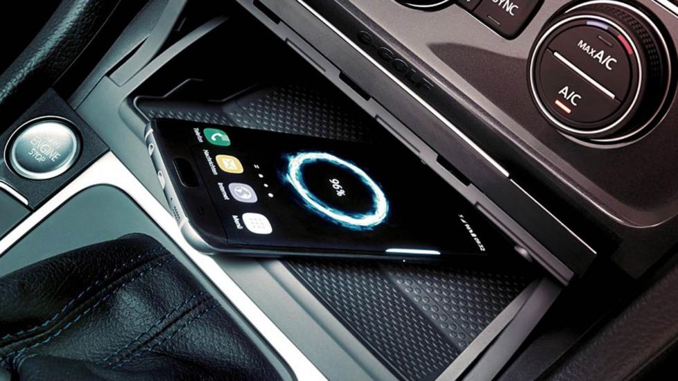 VW T-Cross draadloze telefoonlader