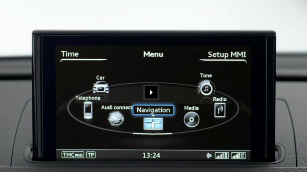 Audi Navigatie update