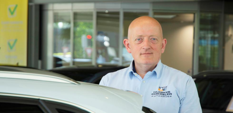 Jan Pullen, Volskwagen Classic Parts specialist