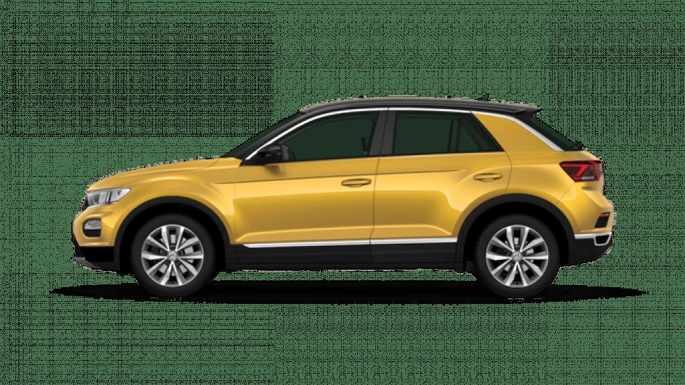 Volkswagen T-Roc SUV png
