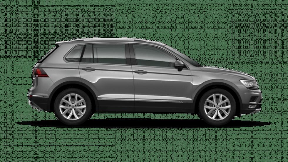 Volkswagen Tiguan SUV png