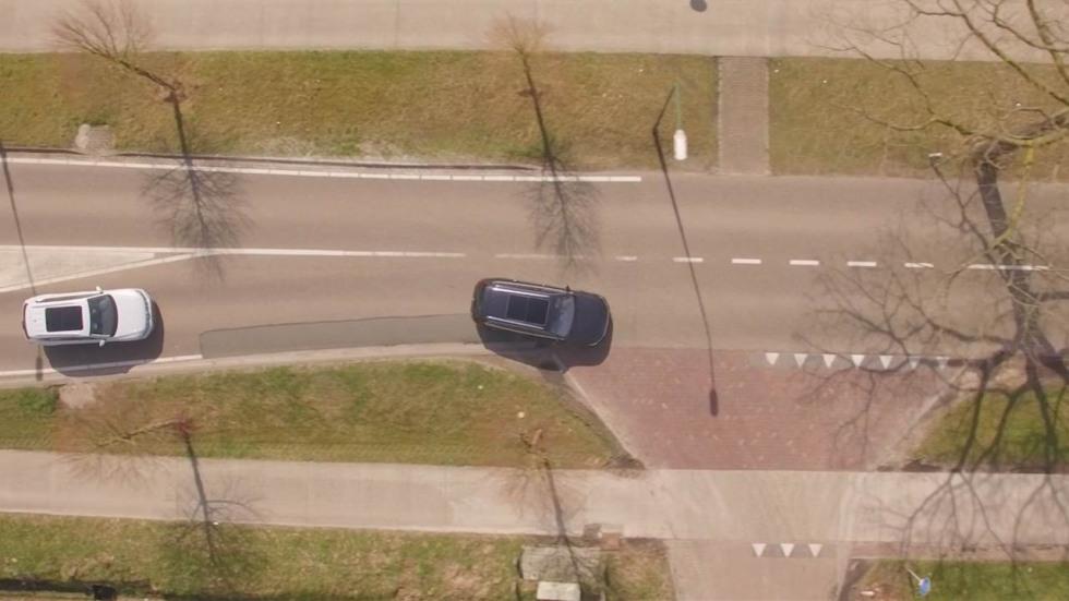 VW T-Cross adaptive cruise control