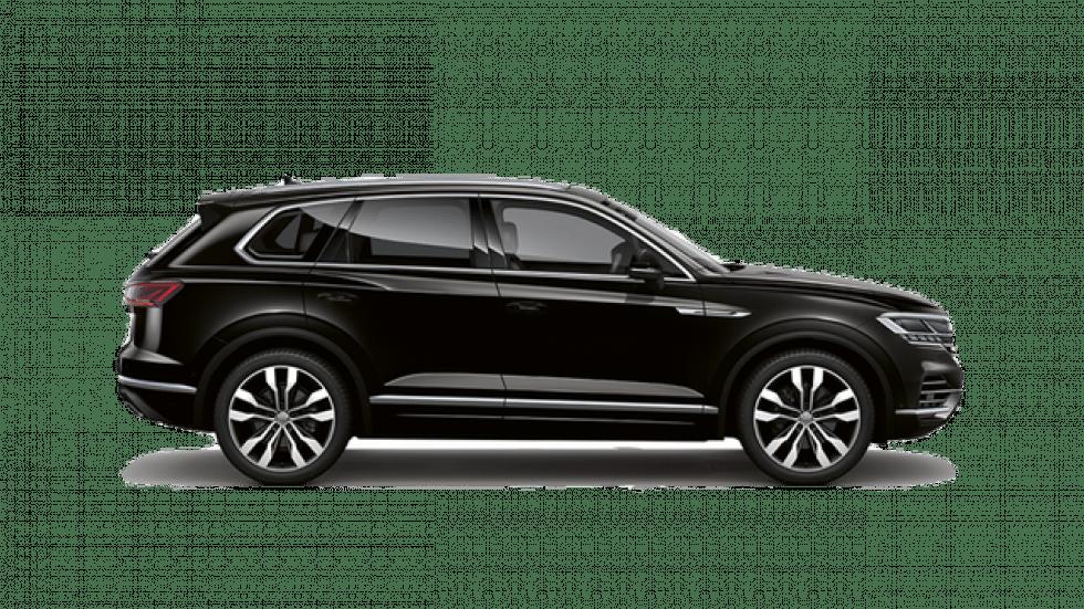 Volkswagen Touareg SUV png