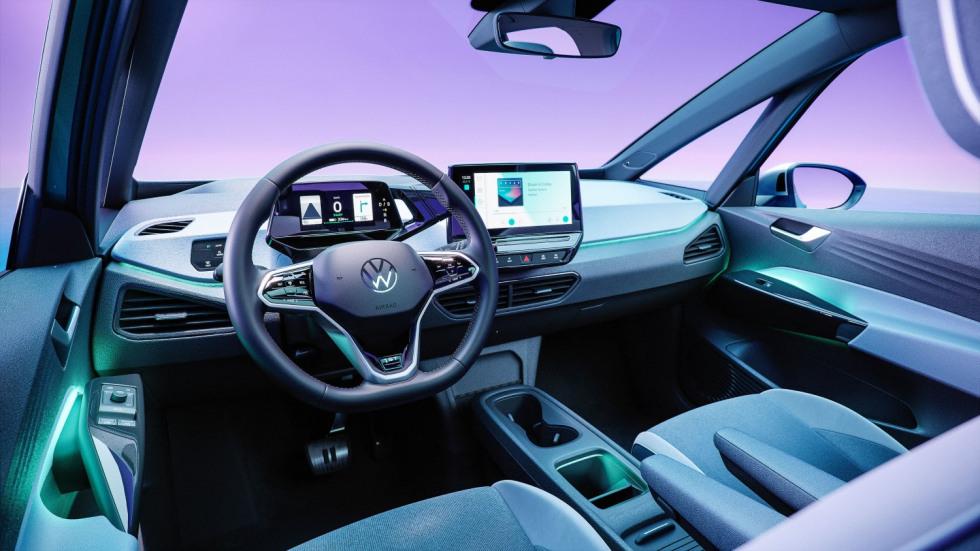 VW ID.3 first 15